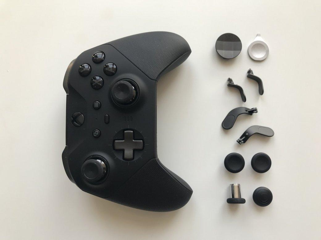 Обзор геймпада Xbox Elite Series 2— единственный вариант нормально играть вDoom Eternal наконсоли | Канобу - Изображение 6143