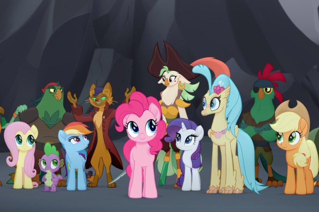 Рецензия на«MyLittle Pony вкино» | Канобу - Изображение 1