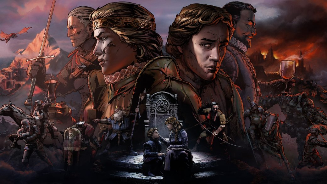 Рецензия на Thronebreaker: The Witcher Tales   Канобу - Изображение 1