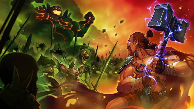 Wargaming анонсировала ролевую игру с элементами экшена Pagan Online | Канобу - Изображение 2520