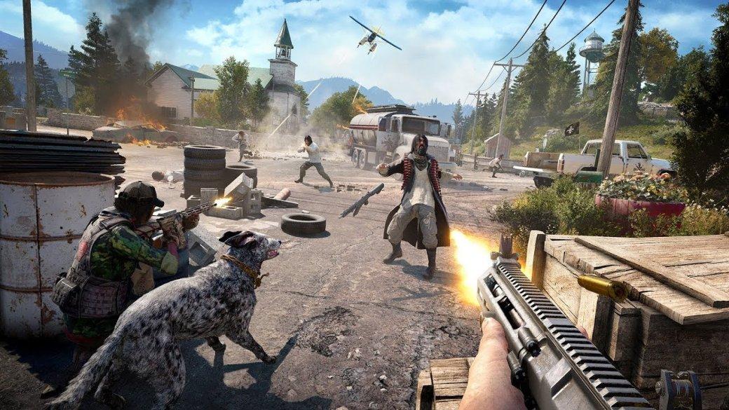 Гайд по новогодней распродаже в Steam. AC: Odyssey, Far Cry 5, Yakuza 0 – что купить? | Канобу - Изображение 4