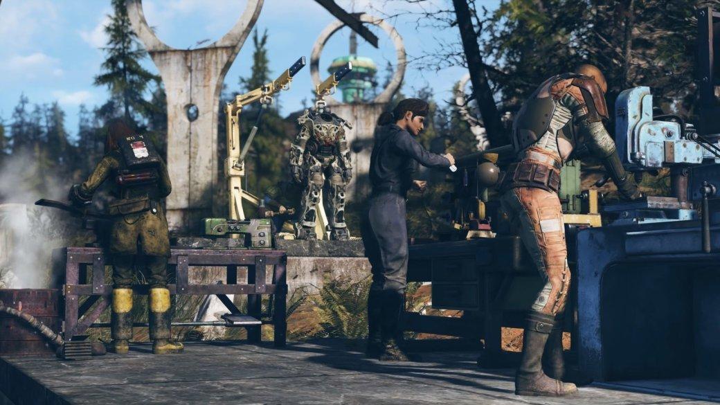 Игроки в Fallout 76 объявили охоту на создателей копий редких предметов, но что-то пошло не так   Канобу - Изображение 1