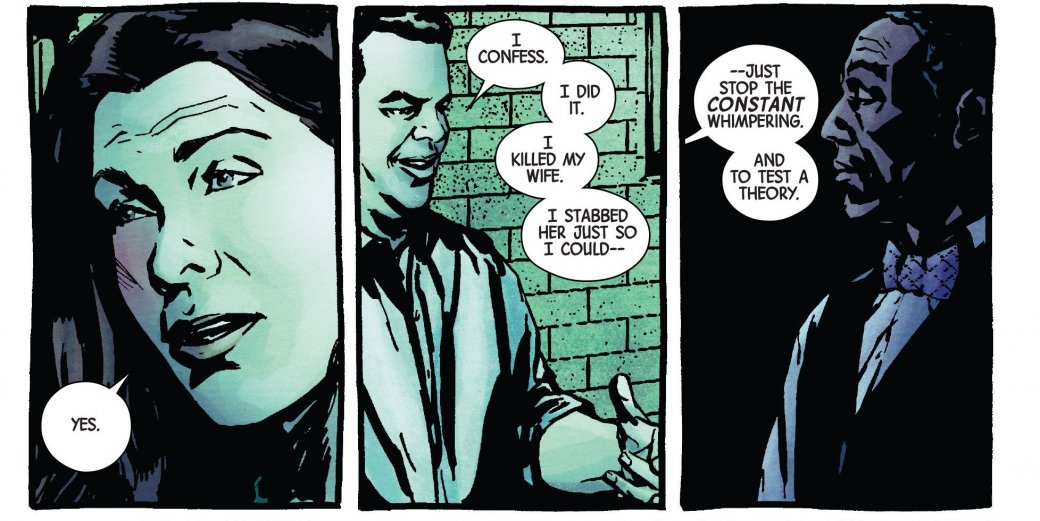 В пятом номере Джессики Джонс есть неожиданная отсылка к Secret Wars | Канобу - Изображение 11105