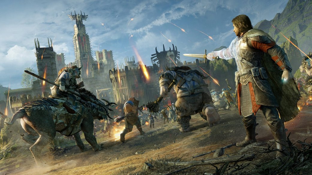 20 изумительных скриншотов Middle-earth: Shadow ofWar. - Изображение 1