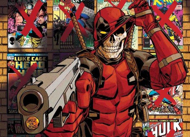 Почему вам нивкоем случае нестоит читать комикс «Дэдпул уничтожает вселенную Marvel снова». - Изображение 1