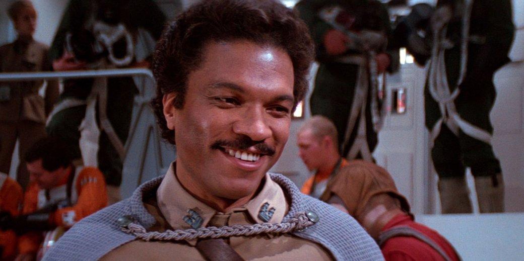 Вдевятом эпизоде «Звездных войн» вернется Лэндо висполнении Билли ДиУильямса [обновлено]   Канобу - Изображение 3117