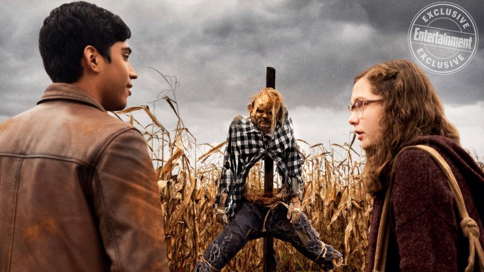 Ожившее пугало, зомби и пауки. Насколько жуткими вышли «Страшные истории» Гильермо Дель Торо? | Канобу - Изображение 0