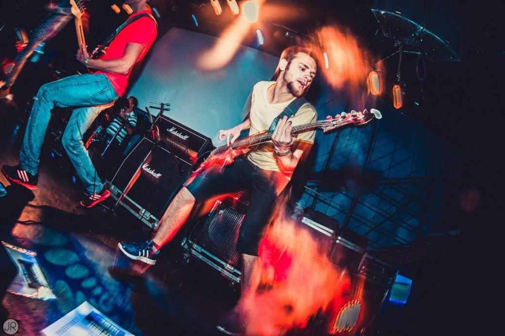 Послушайте рок-группу редактора «Канобу»Дмитрия Петренко — fnkvr. И ее вышедший недавно EP    Канобу - Изображение 10027