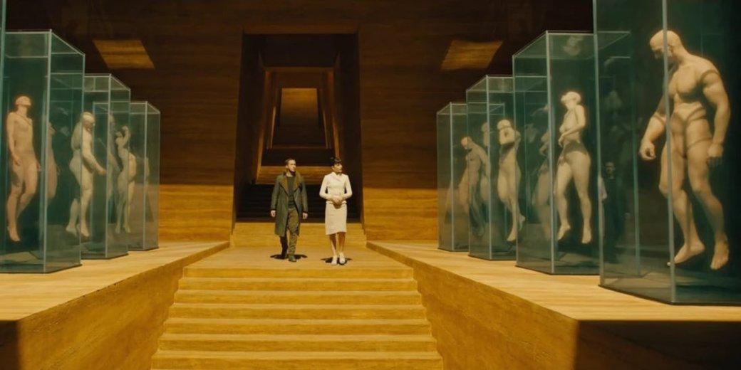 Главные пасхалки из фильма «Бегущий по лезвию 2049». Набоков писал про репликантов?. - Изображение 6