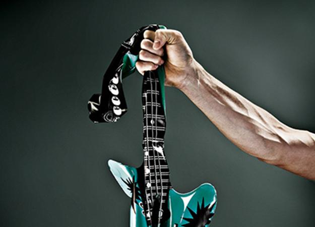 «Почему музыкальная индустрия ненавидит Guitar Hero» и другие статьи   Канобу