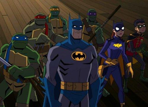 Рецензия на«Бэтмена против Черепашек-ниндзя». Таких отличных Черепашек выневидели уже давно!