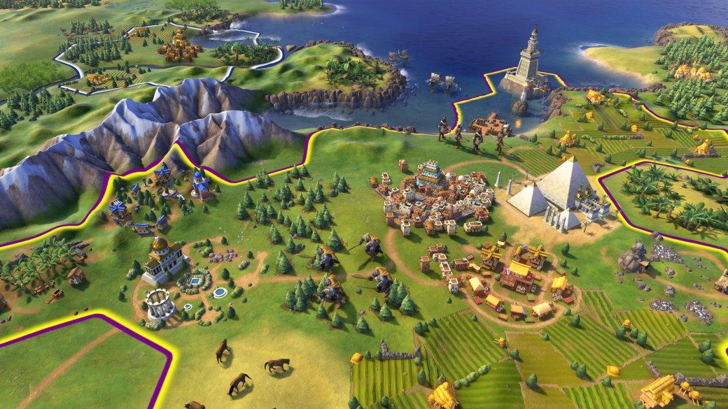 «Насколько я знаю, Сид Мейер играл в Civilization V только однажды» | Канобу - Изображение 8972