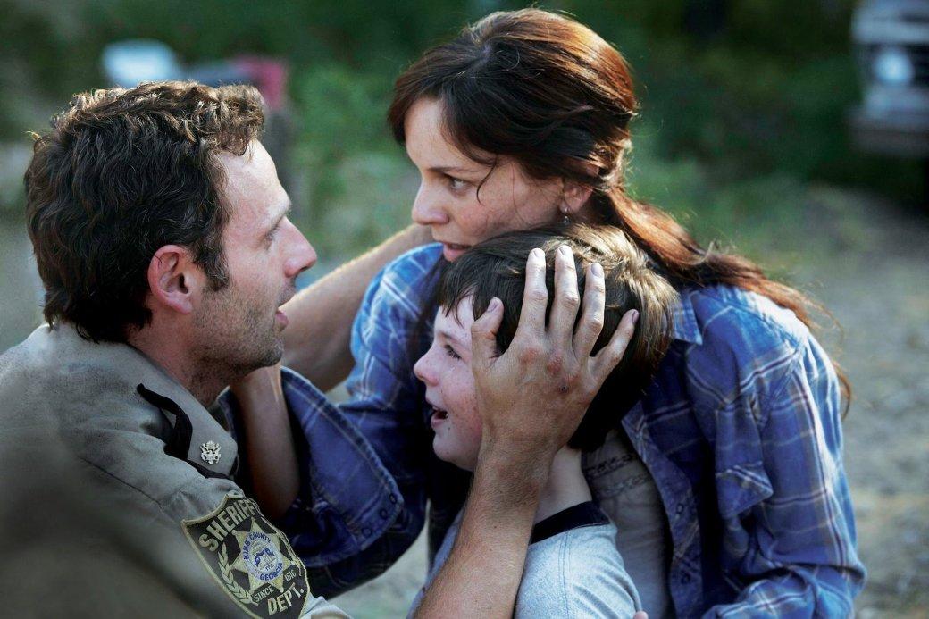 Мнение. Почему твист в8 серии 8 сезона создает «Ходячим мертвецам» много проблем вбудущем. - Изображение 1
