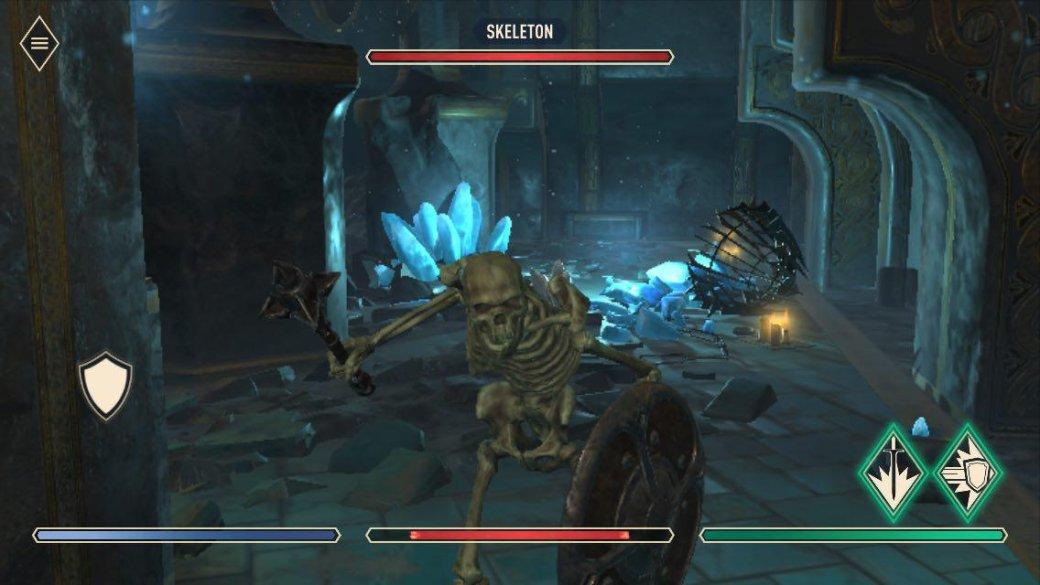Разбор The Elder Scrolls: Blades в раннем доступе — лучшей мобильной игры Bethesda | Канобу - Изображение 3655