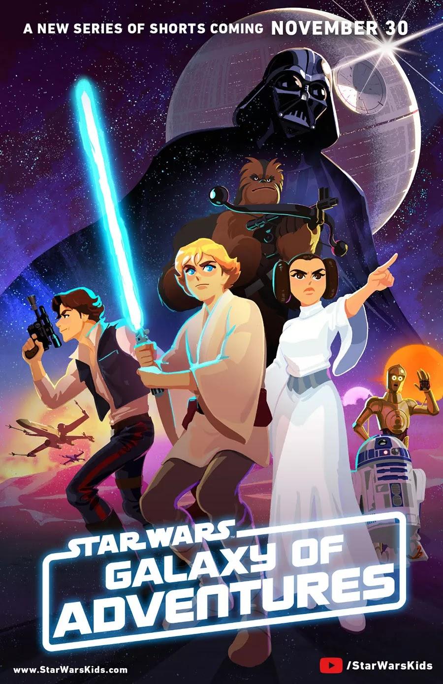 Disney выпустит анимационные короткометражки по первым «Звездным войнам» для детей   Канобу - Изображение 3403