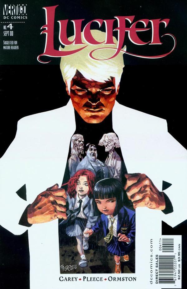 Как Дьявола изображают всовременной поп-культуре: игры, кино, сериалы, книги, комиксы. - Изображение 5