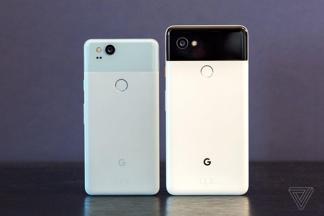 Что не так с Google Pixel 2? Главные плюсы и минусы новых смартфонов. - Изображение 3