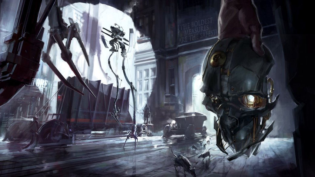 Dishonored: Definitive Edition. Игра с подвохом