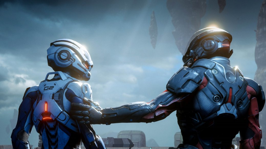 Год Mass Effect: Andromeda— вспоминаем, как погибала великая серия. Факты, слухи, баги | Канобу - Изображение 252