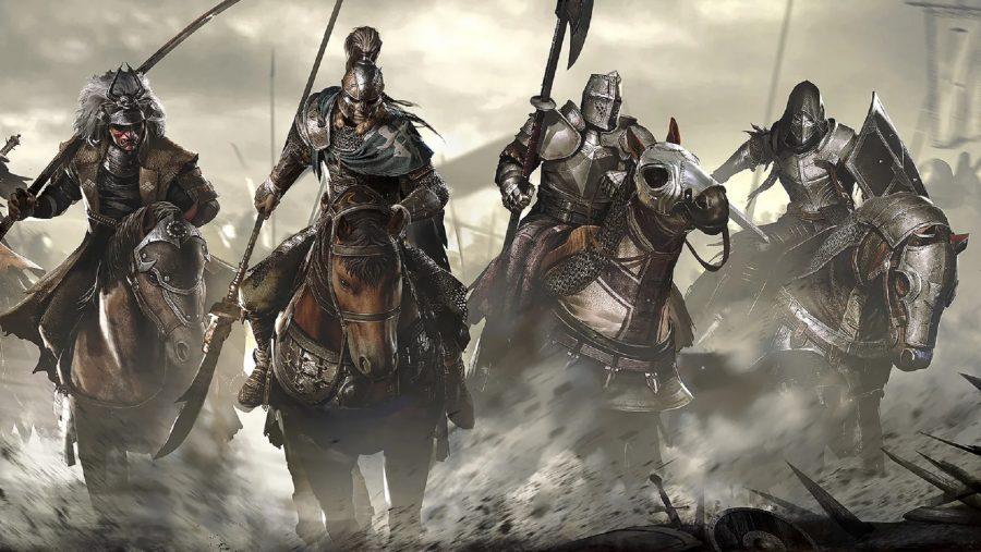 Бесплатное обновление для Conqueror's Blade вышло 5июля. Оно незатронуло основу геймплея: совместные бои схолодным оружием, тактика вреальном времени, ММО-механика изначительный элемент RPG сохранились, авот что появилось нового— оценили сами ирассказываемвам.