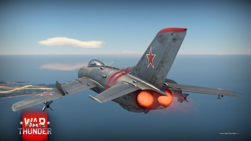 С обновлением 1.85 War Thunder преодолеет звуковой барьер: геймеров ждет новый ранг авиации! | Канобу - Изображение 1