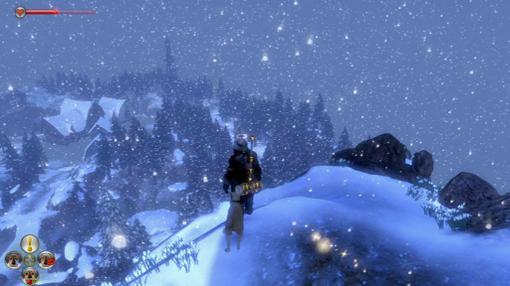 Десять лучших снежных эпизодов в видеоиграх. Часть 2 | Канобу - Изображение 3