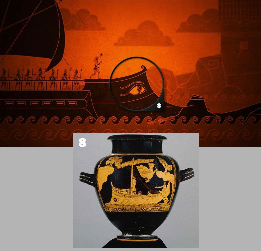 Как создавался визуальный стиль Apotheon | Канобу - Изображение 1247