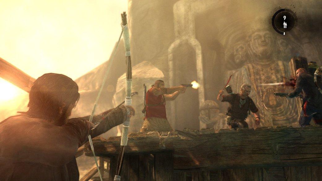 Мультиплеер Tomb Raider. Впечатления | Канобу - Изображение 1