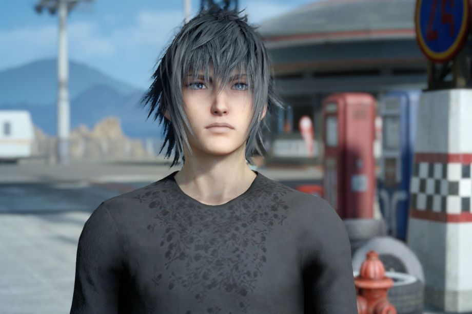 Главный герой Final Fantasy XVбыл вдохновлен Куртом Кобейном | Канобу - Изображение 8234