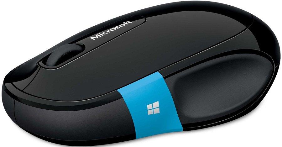 Microsoft Sculpt Comfort Mouse Bluetooth Black