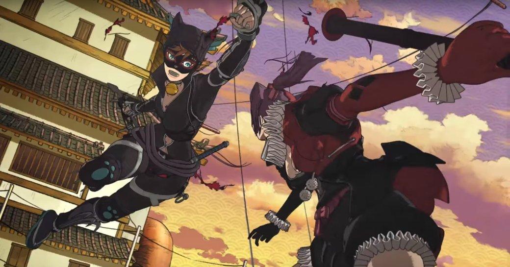 Рецензия нааниме Batman Ninja. Лучшее анимационное произведение осупергероях | Канобу - Изображение 3