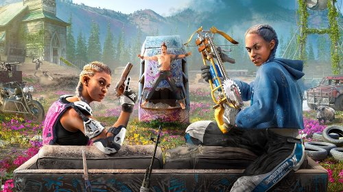 В Far Cry: New Dawn не будет Бумера. Зато игроки смогут подружиться с кабаном по кличке Горацио!