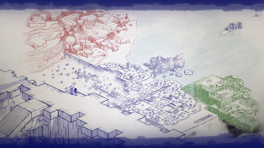 Обзор игры Inked для PC | Канобу - Изображение 9