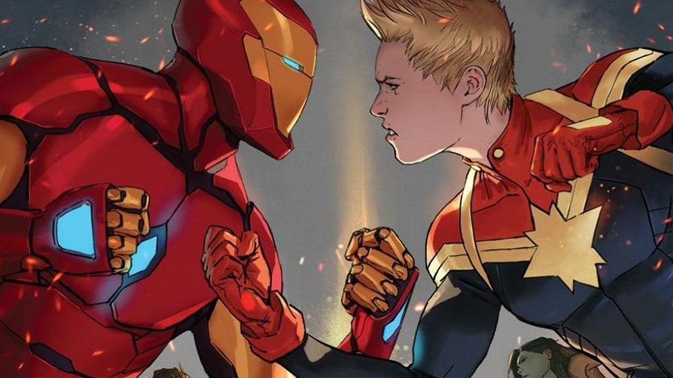 Умная фанатская теория предполагает, что Тони Старк уже знает осуществовании Капитана Марвел в MCU | Канобу - Изображение 1