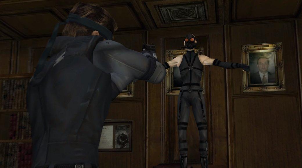 Искусственный интеллект обновил Metal Gear Solid до4K-разрешения. Вот как надо делать ремастеры | Канобу - Изображение 727