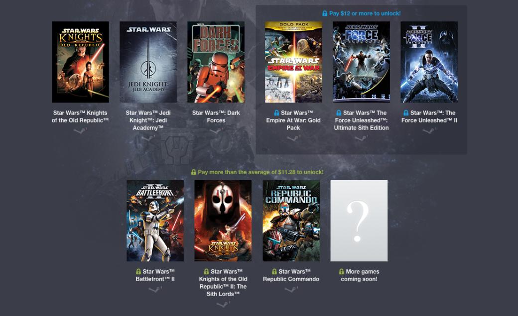 Новый Humble Bundle включает девять игр по «Звездным войнам» | Канобу - Изображение 4828