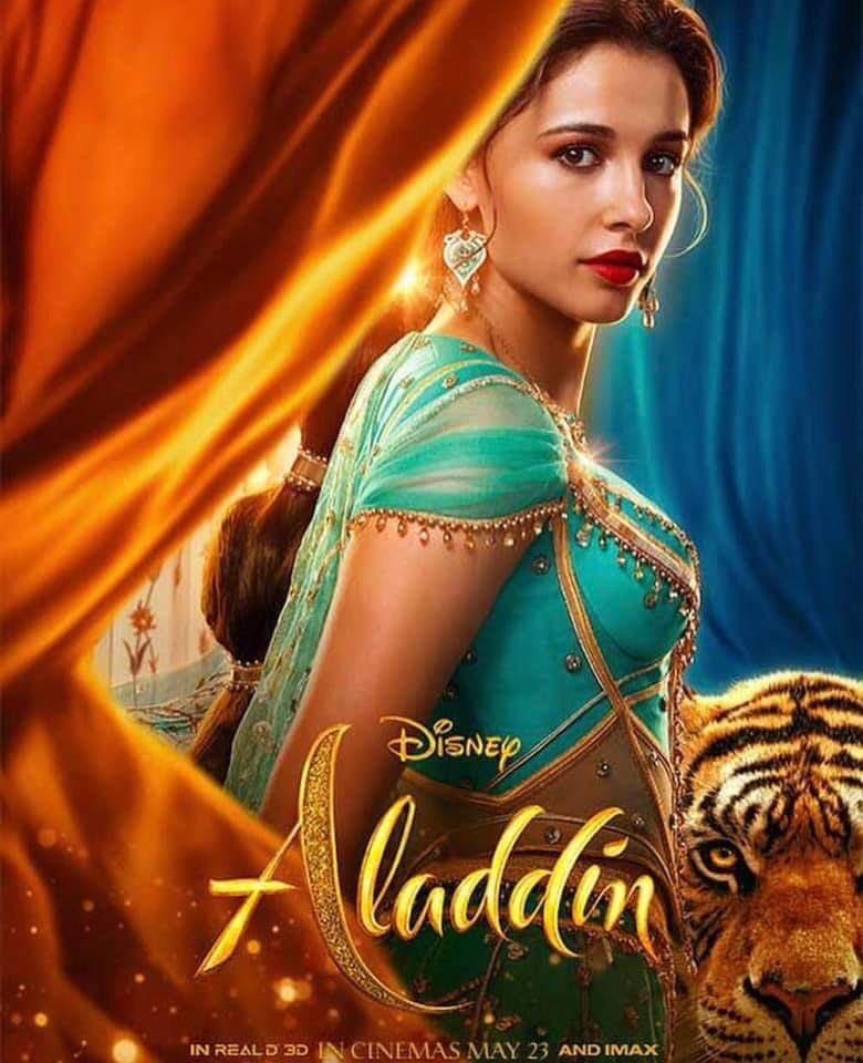 Нановых постерах «Аладдина» представили вовсей красе персонажей будущего фильма   Канобу - Изображение 7115