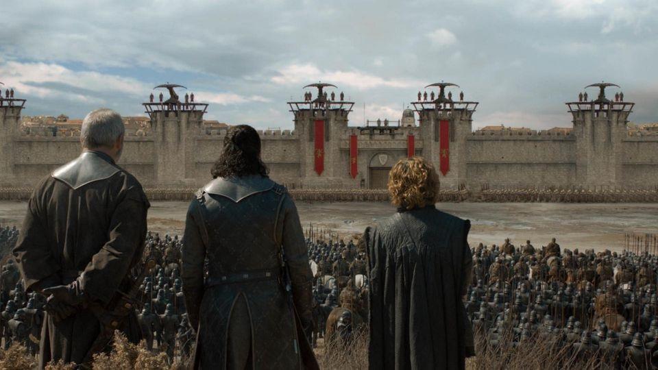 Что думают критики поповоду 5 серии 8 сезона «Игры престолов»? | Канобу - Изображение 512