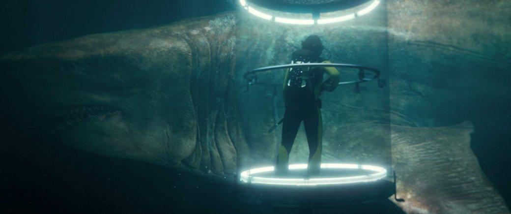 Рецензия на«Мег: Монстр глубины» | Канобу - Изображение 0