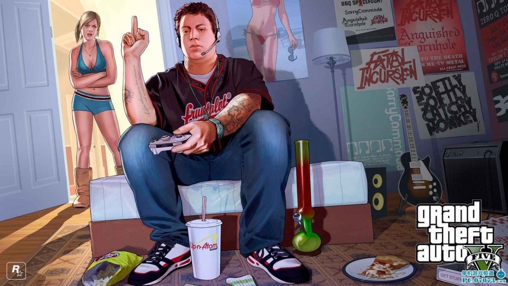 Нормален ли я? BadComedian о серии Grand Theft Auto | Канобу - Изображение 7