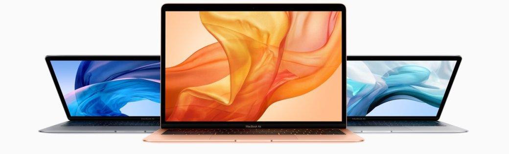 Новый MacBook Air иiPad Pro без рамок: главные анонсы презентации Apple | Канобу - Изображение 4569