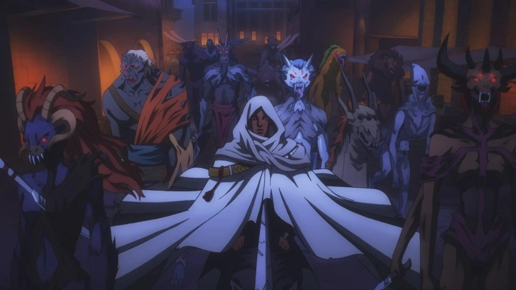 Рецензия на3 сезон мультсериала «Каслвания»   Канобу - Изображение 5639