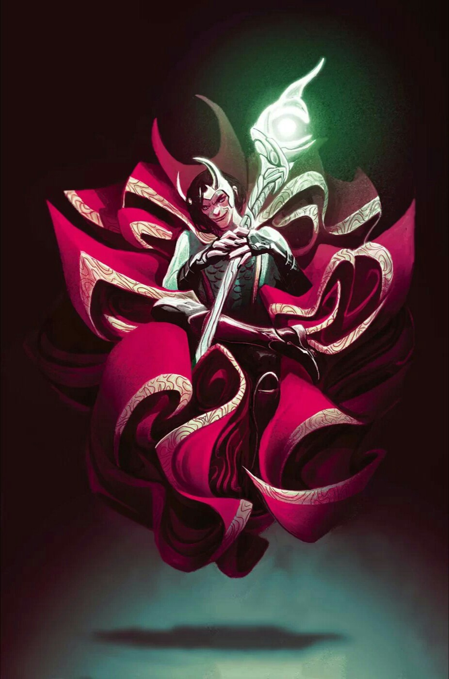 Эволюция Локи вкомиксах Marvel— бог обмана, король, Мститель, кандидат впрезиденты США | Канобу - Изображение 7011