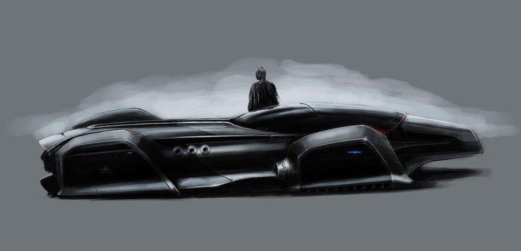 История бэтмобиля: все машины Темного Рыцаря | Канобу - Изображение 5067