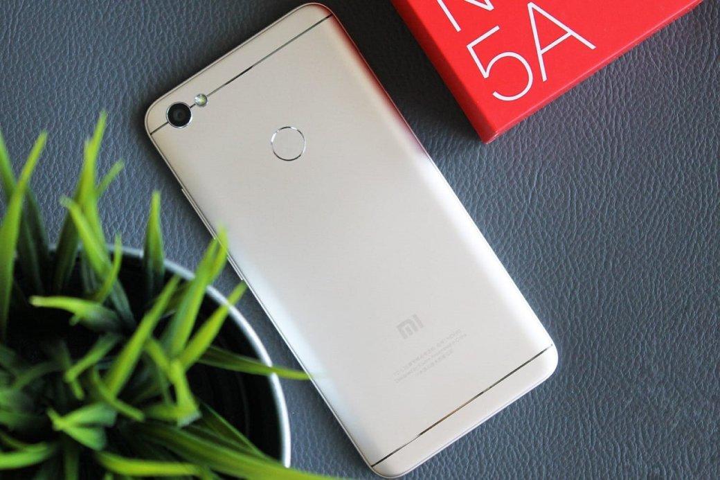 Смартфоны Xiaomi Redmi Note 5A и Redmi Note 5A Prime начали обновляться до MIUI 10   Канобу - Изображение 3317