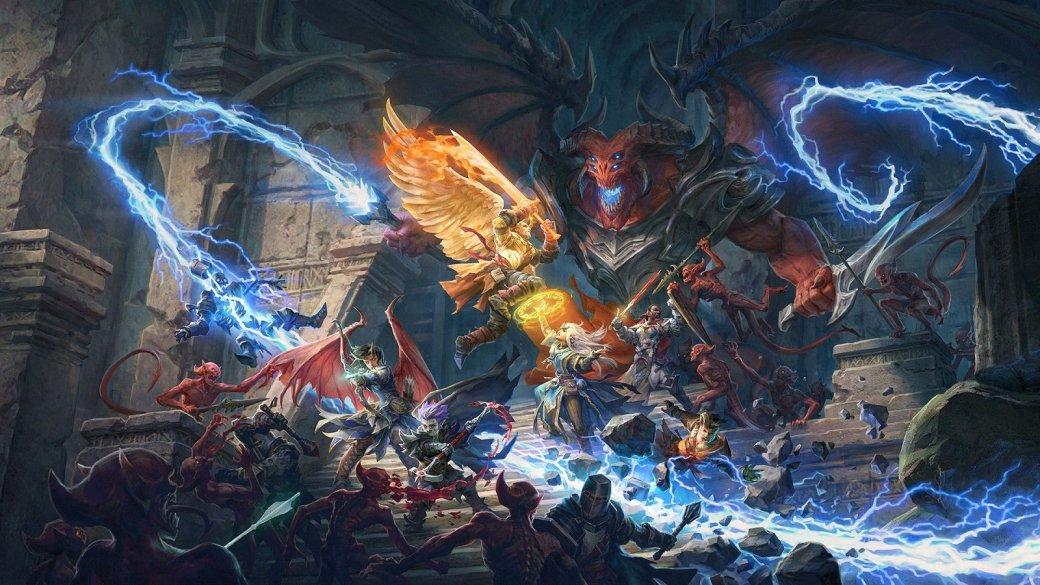 Обзор бетыPathfinder: Wrath ofthe Righteous(2021) — кандидат налучшую RPG года | Канобу