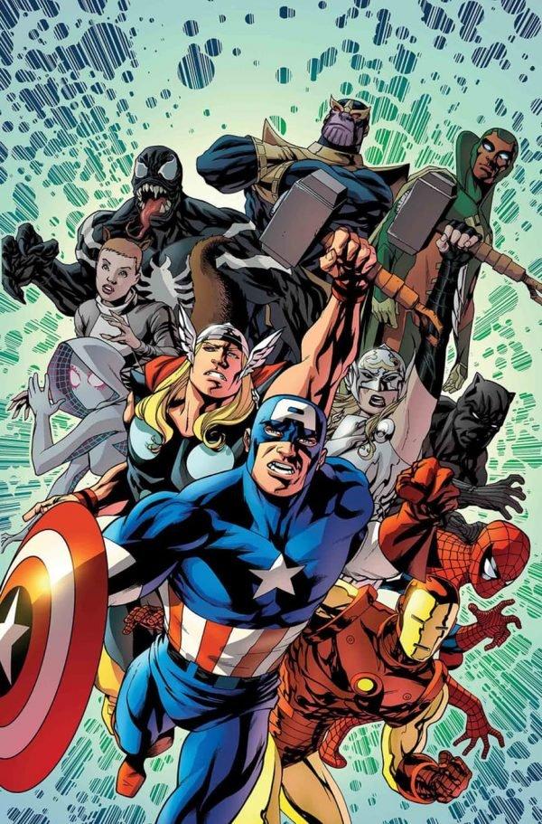 Marvel издаст гид по комиксам, чтобы вы не путались в перезагрузках | Канобу - Изображение 6319
