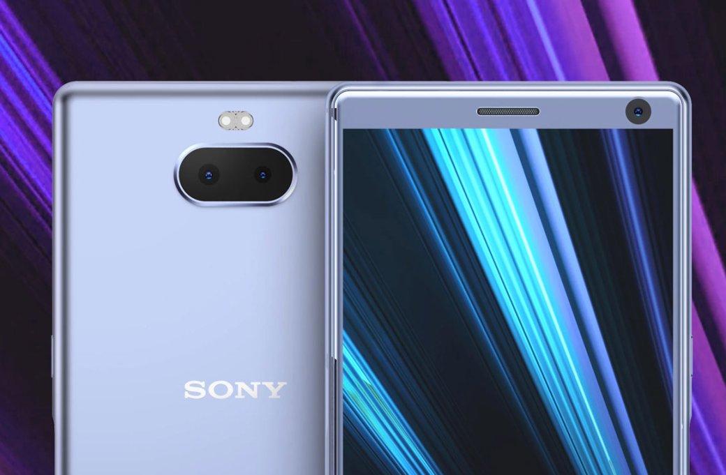 ВСети появились фотографии смартфона Sony Xperia XA3: экран 21:9 идвойная основная камера   Канобу - Изображение 8249