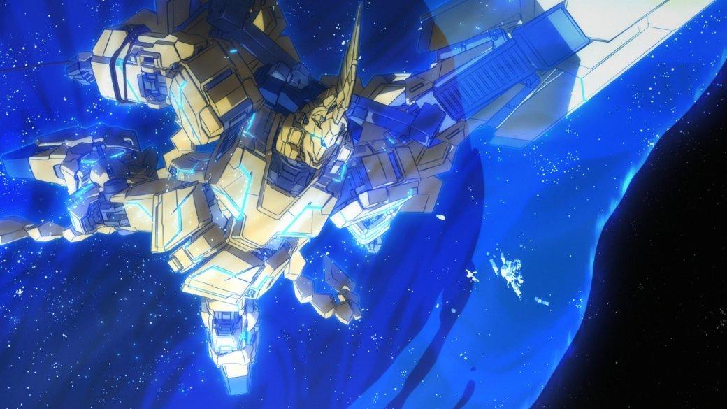 10 причин посмотреть аниме «Мобильный воин Гандам: Нарратив» | Канобу - Изображение 7