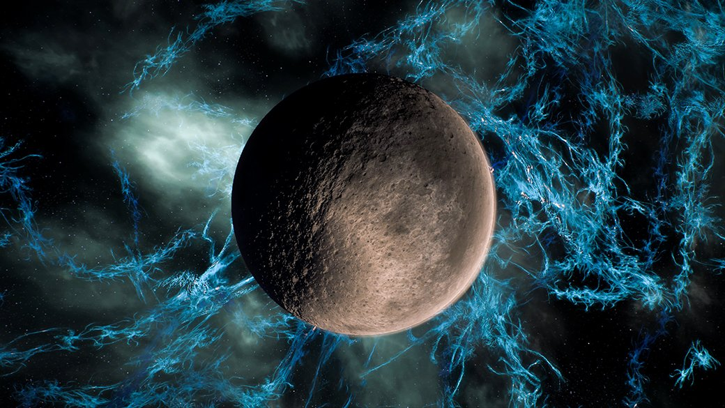 Потрясающий космос Mass Effect: Andromeda | Канобу - Изображение 19